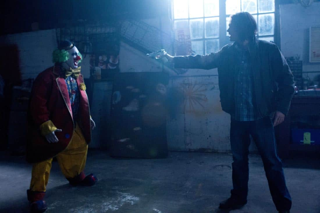 """""""Plucky Pennywhistle's Magical Menagerie"""" - in SUPERNATURAL on The CW. Photo: Jack Rowand/The CW©2011 The CW Network, LLC. All Rights Reserved."""