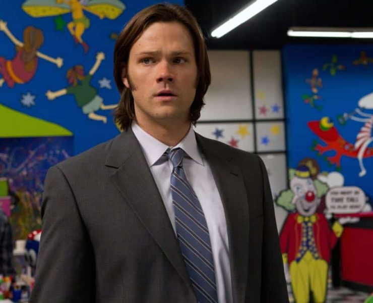 """Plucky Pennywhistle's Magical Menagerie"" - Jared Padalecki as Sam in SUPERNATURAL on The CW. Photo: Jack Rowand/The CW©2011 The CW Network, LLC. All Rights Reserved."