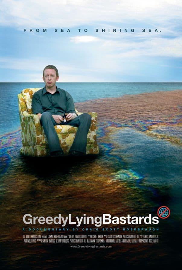Greedy Lying Bastards Movie Poster