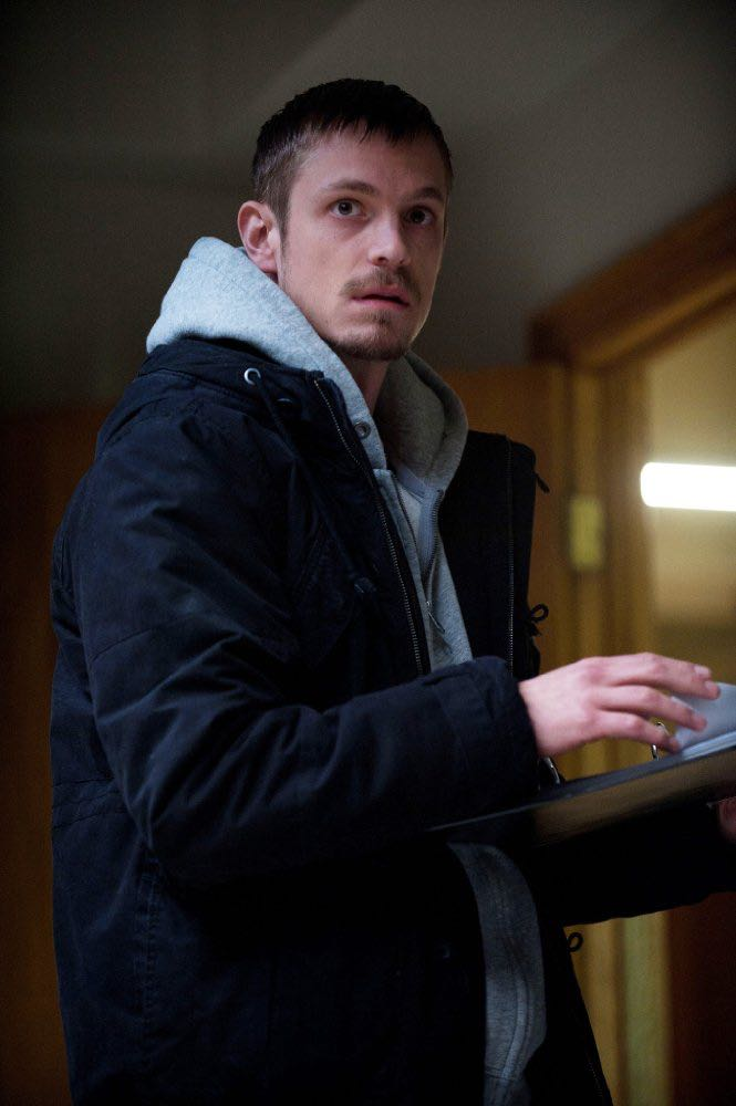 Joel Kinnaman as Stephen Holder The Killing Season 2 AMC