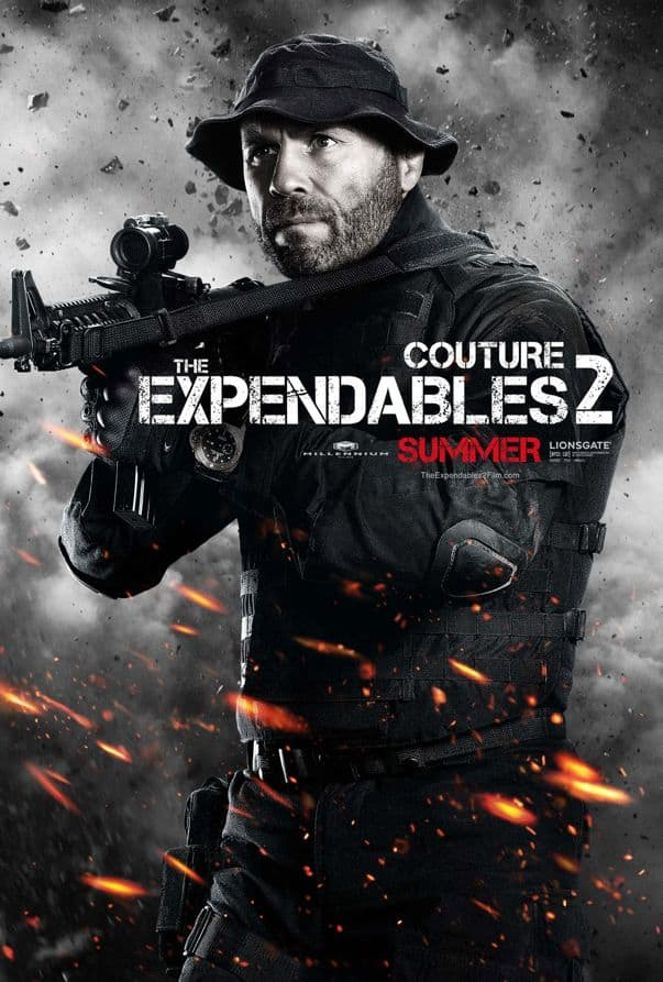 The Expendables 2 Randy Couture