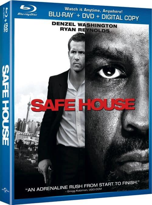 Safe House Bluray
