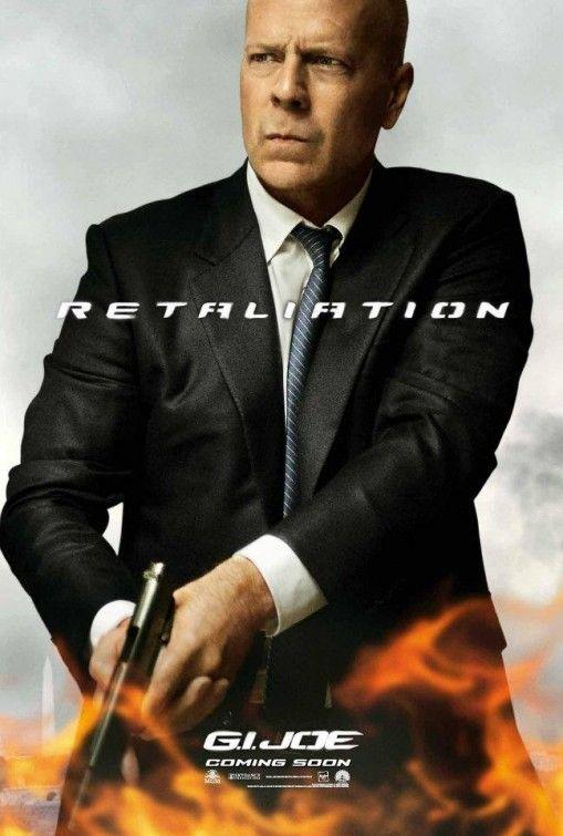 G.I. JOE RETALIATION Bruce Willis : Joe Colton