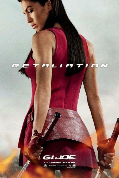 G.I. JOE RETALIATION Elodie Yung : Jinx