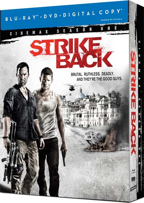 Strike Back Season 1 Bluray