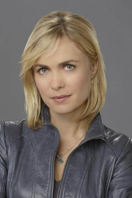 "RED WIDOW - ""Red Widow"" stars Radha Mitchell as Marta Walraven, Wil Traval as Irwin Petrova, Erin Moriarty as Natalie Walraven, Sterling Beaumon as Gabriel Walraven, Lee Tergesen as Mike Tomlin, Jakob Salvati as Boris Walraven, Mido Hamada as FBI Agent James Ramos, Luke Goss as Luther, Jaime Ray Newman as Kat Petrova, Suleka Mathew as Dina Tomlin and Rade Serbedzija as Andrei Petrova. Based on the Dutch series ""Penoza,"" ""Red Widow"" teleplay is by Melissa Rosenberg. ""Red Widow"" is executive-produced by Melissa Rosenberg, Howard Klein, Endemol Studios and Alon Aranya. The pilot for ""Red Widow"" was directed by Mark Pellington. The series is produced by ABC Studios. (ABC/KHAREN HILL) RADHA MITCHELL"