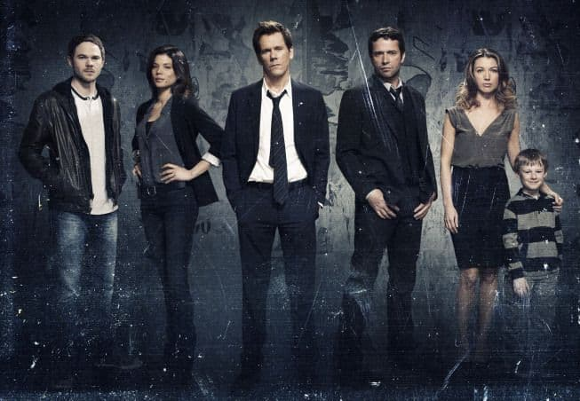 The Following Cast FOX
