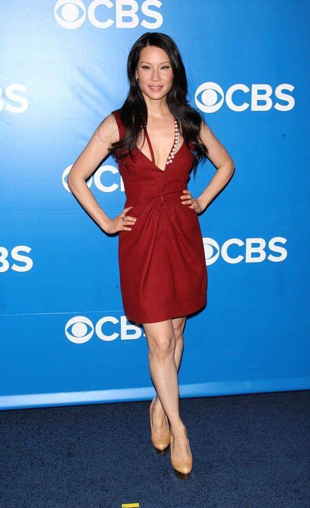 CBS Upfront 2012 6