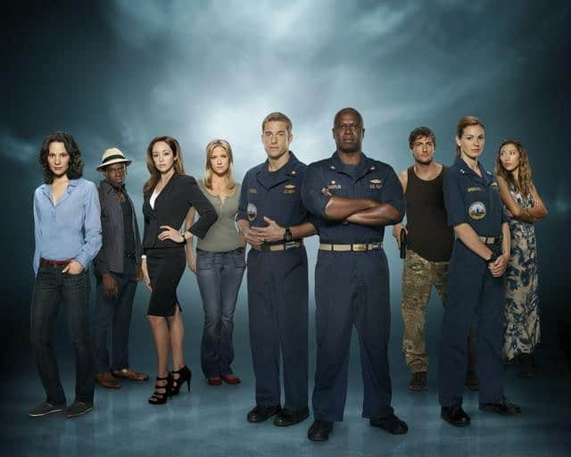 "LAST RESORT - ""Last Resort"" stars Andre Braugher as Captain Marcus Chaplin, Scott Speedman as XO Sam Kendal, Daisy Betts as Lieutenant Grace Shepard, Dichen Lachman as Tani Tumrenjack, Daniel Lissing as SEAL Officer James King, Sahr Ngaujah as Mayor Julian Serrat, Camille de Pazzis as Sophie Gerard, Autumn Reeser as Kylie Sinclair, Jessy Schram as Christine Kendal. ""Last Resort"" was written by Shawn Ryan and Karl Gajdusek, who are also executive producers along with Martin Campbell and Marney Hochman Nash. The pilot for ""Last Resort"" was directed by Martin Campbell. ""Last Resort"" is produced by Middkid Productions in association with Sony Pictures Television. (ABC/CRAIG SJODIN)"