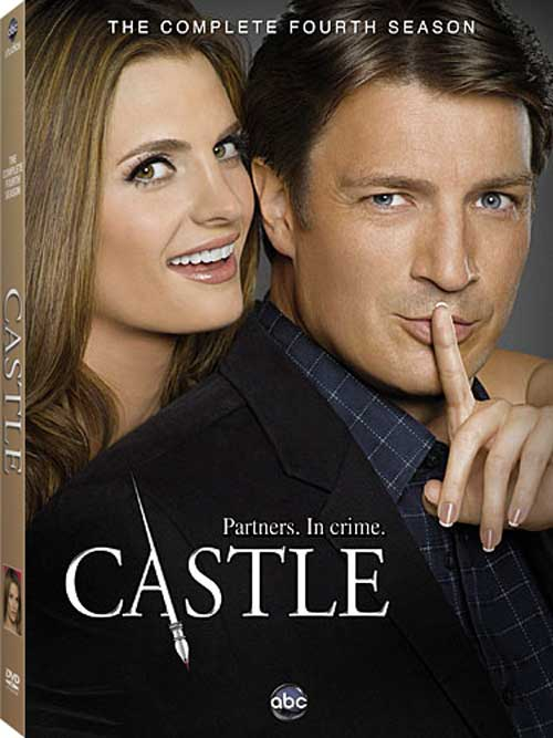Castle Season 4 DVD