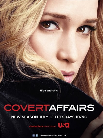 Covert Affairs Season 3 Poster