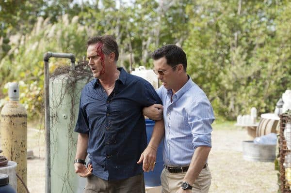 Burn Notice Season 6 Episode 4 Under The Gun 1