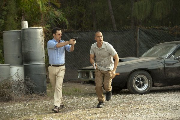 Burn Notice Season 6 Episode 4 Under The Gun 5