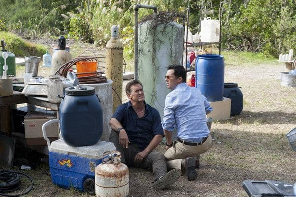 Burn Notice Season 6 Episode 4 Under The Gun 9