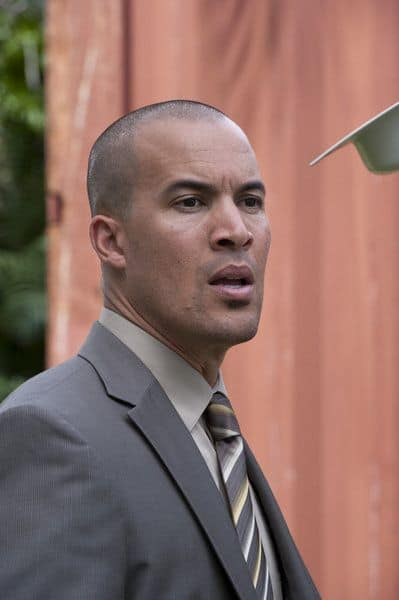 "BURN NOTICE -- ""Mixed Messages"" Episode 601 -- Pictured: Coby Bell as Jesse -- (Photo by Glenn Watson/USA Network)"
