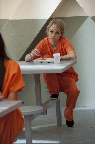 "BURN NOTICE -- ""Mixed Messages"" Episode 601 -- Pictured: Taryn Manning as Nicole -- (Photo by Glenn Watson/USA Network)"