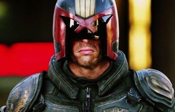 Karl Urban Dredd 2012 Movie