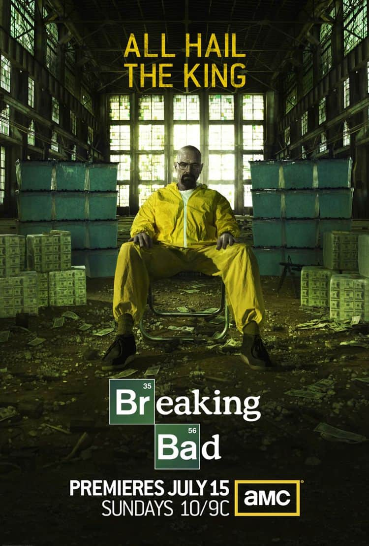 Breaking Bad Season 5 Poster