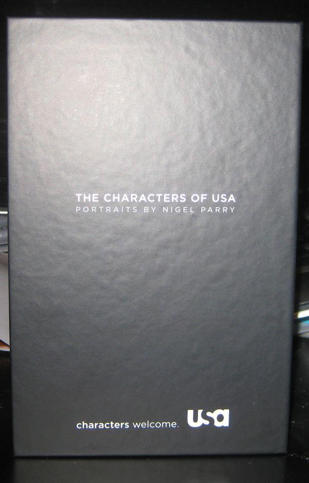 USA Network Box 4