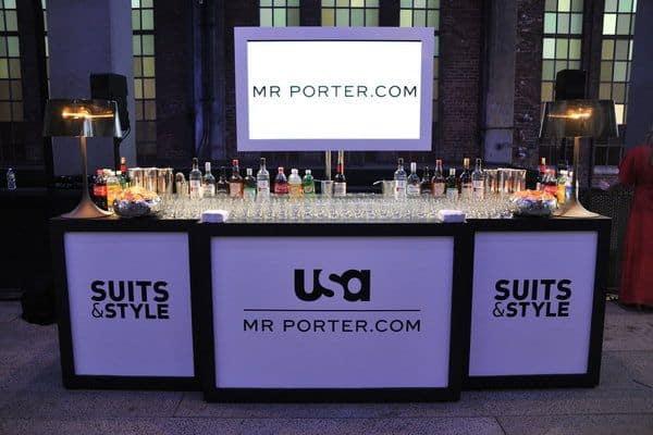 Suits Mr Porter Fashion Show 1