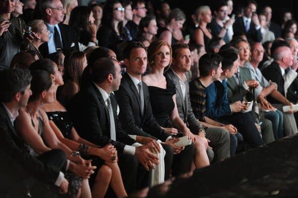 Suits Mr Porter Fashion Show 3