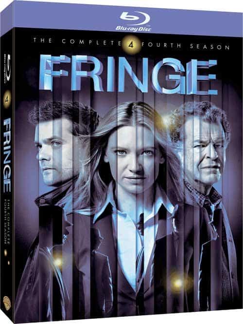 Fringe Season 4 Bluray