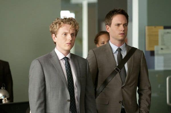 Suits Season 2 Episode 3 Meet the New Boss