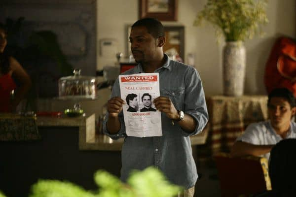"WHITE COLLAR -- ""Wanted"" Episode 401 -- Pictured: Mekhi Phifer as Agent Collins -- (Photo by: Javier Pesquera/USA Network)"