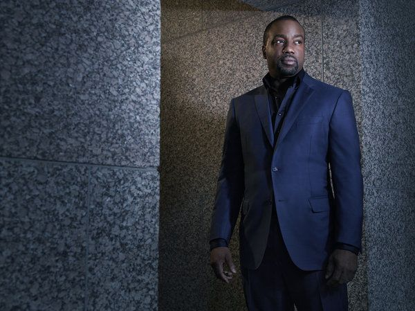 Malik Yoba as Bill Harken