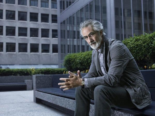 Alphas David Strathairn as Dr. Lee Rosen