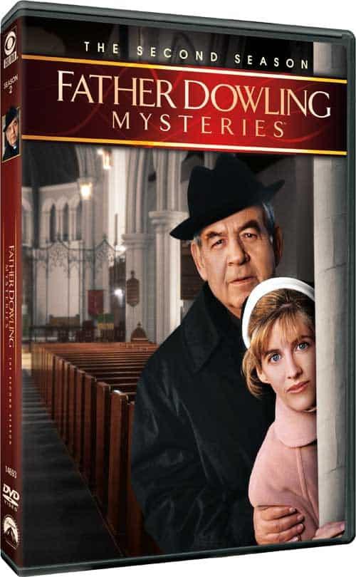Father Dowling Mysteries Season 2 DVD