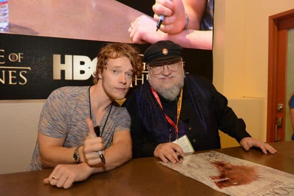 Game Of Thrones Comic Con 2012