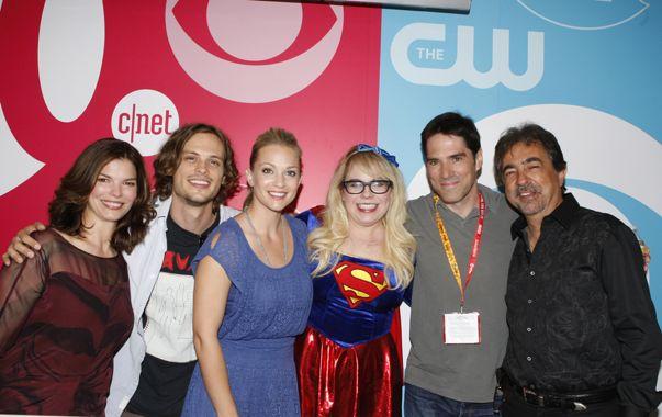 Criminal Minds Cast Comic Con 1 1