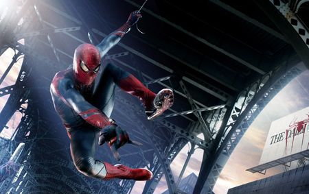 the amazing spider man box office