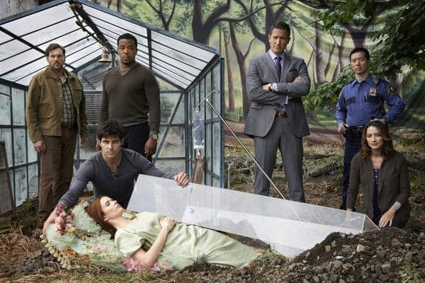 Grimm Cast Season 2