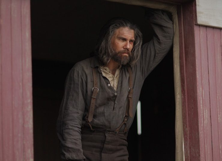 Hell On Wheels Season 2 Episode 1