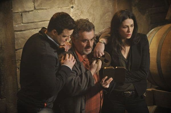 Warehouse 13 Season 4 Episode 1 A New Hope