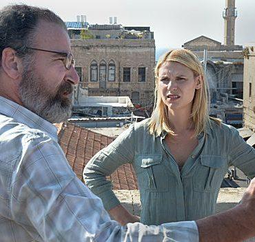 Homeland Season 2 Claire Danes Mandy Patinkin