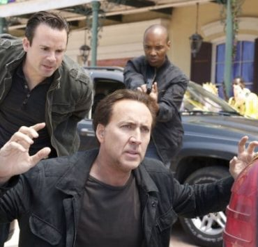 Nicolas Cage Stolen Movie 2012