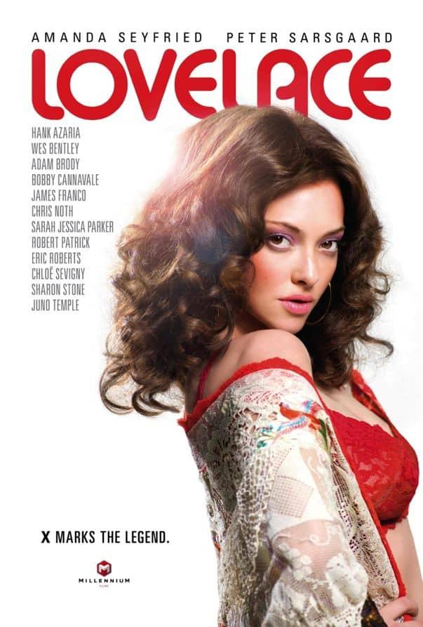 Lovelace Amanda Seyfried Poster