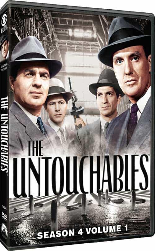 The Untouchables Season 4 Volume 1
