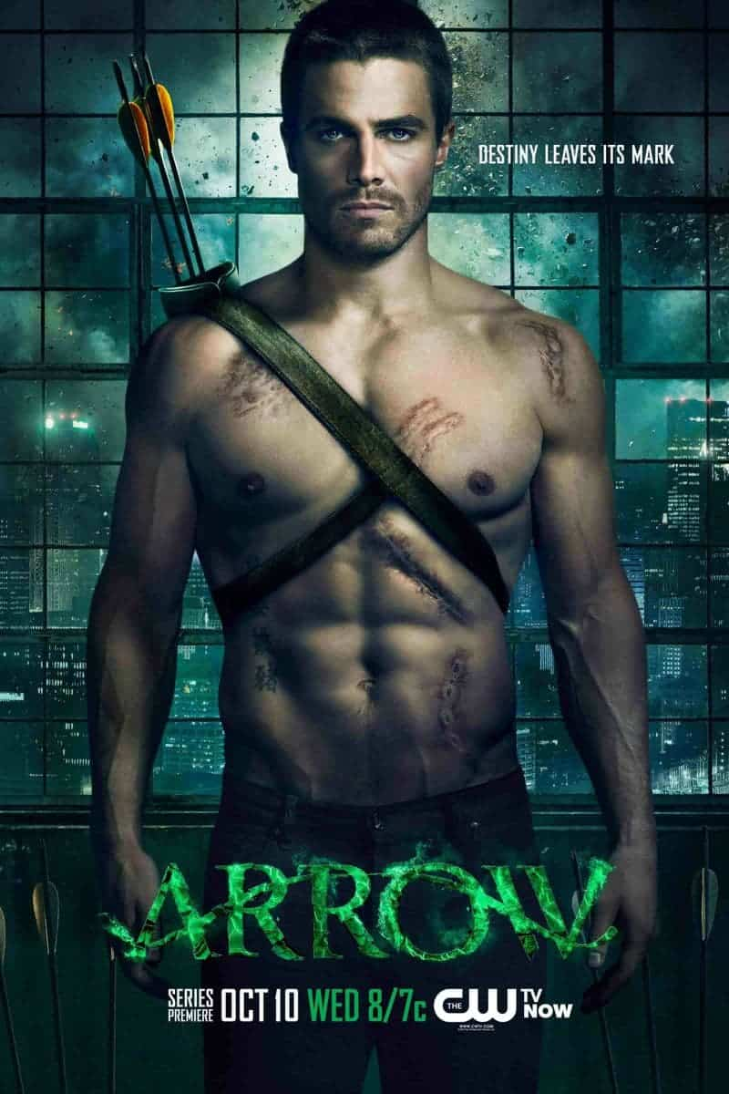 Arrow The CW TV Show poster