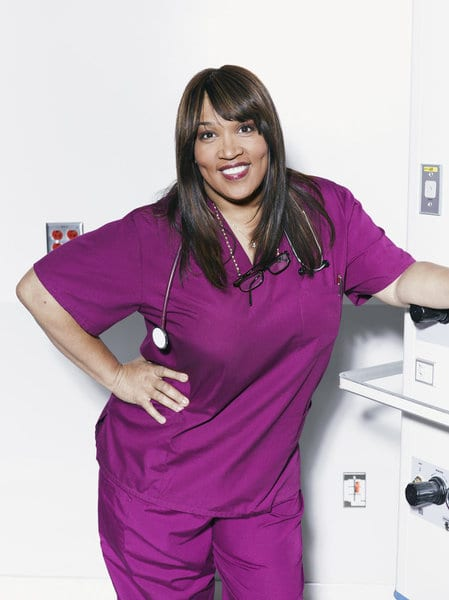 ANIMAL PRACTICE -- Season: 1 -- Pictured: Kym Whitley as Juanita -- (Photo by: Robert Trachtenberg/NBC)