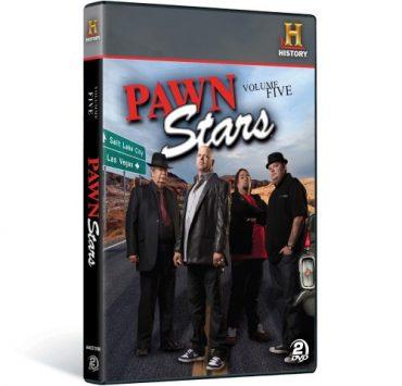 Pawn Stars Volume 5 DVD