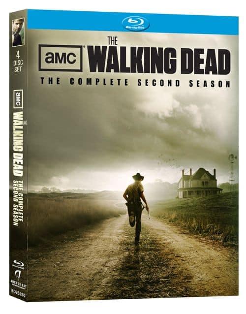 The Walking Dead Season 2 Bluray