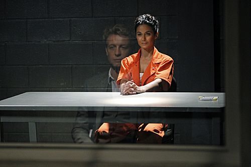 Emmanuelle Chriqui returns as Lorelei Martins The Mentalist