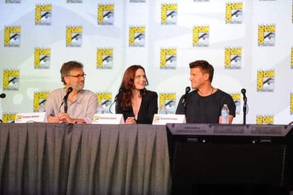 Bones Comic Con 2012 Panel 1