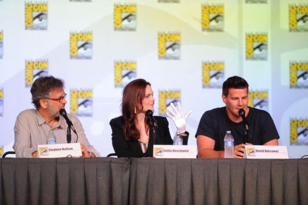 Bones Comic Con 2012 Panel 3