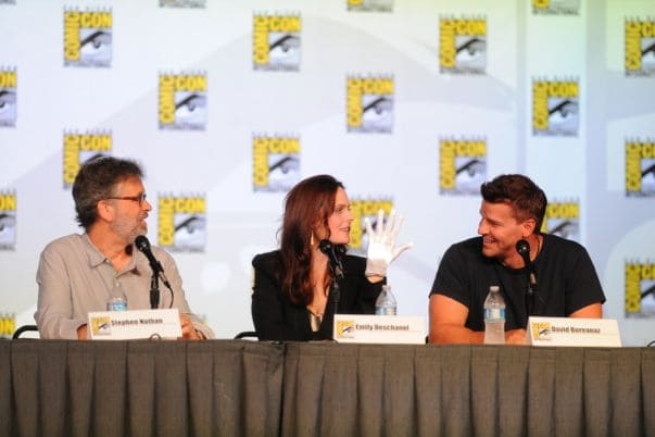 Bones Comic Con 2012 Panel 4
