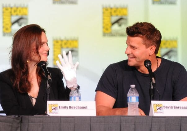 Bones Comic Con 2012 Panel 5